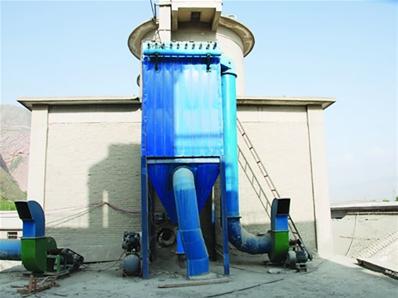 DMC型脉冲单机袋式除尘器